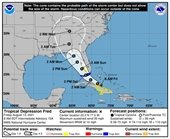 Tropical Depression Fred Advisory 2