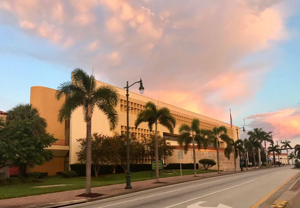Fort Pierce City Hall 2017