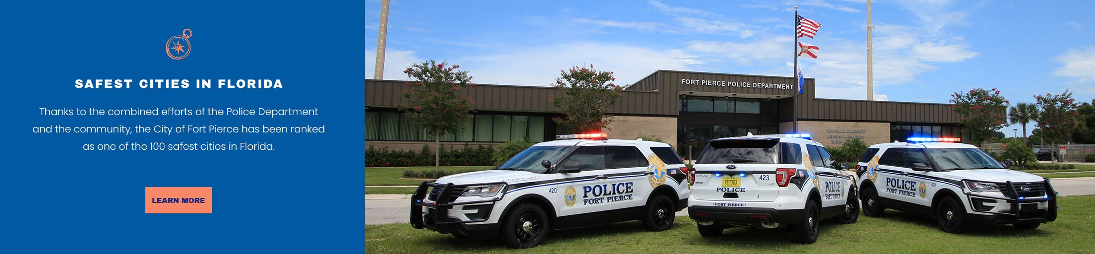 Police Department | Fort Pierce, FL - Official Website