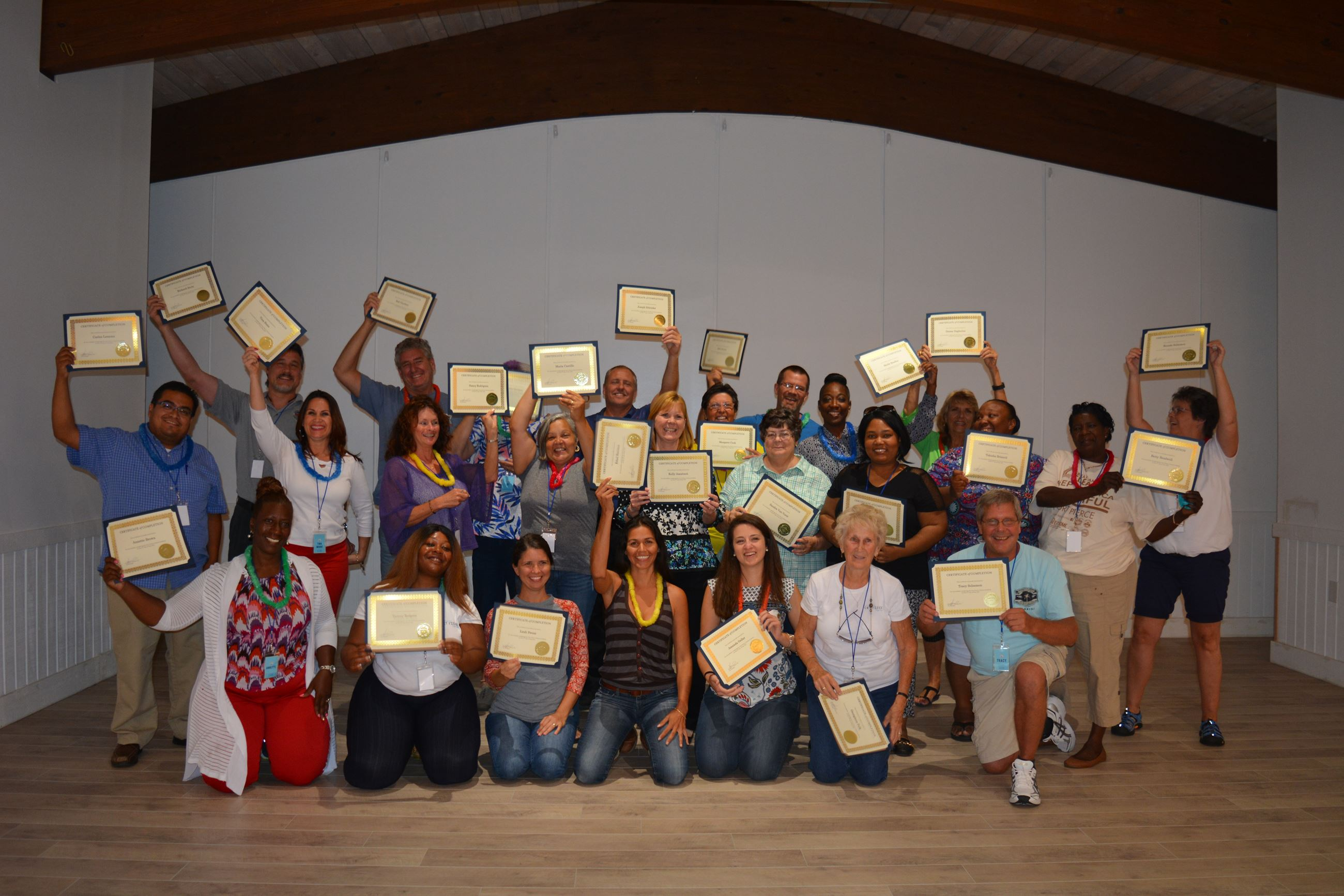 2017 Citizens Academy Graduation