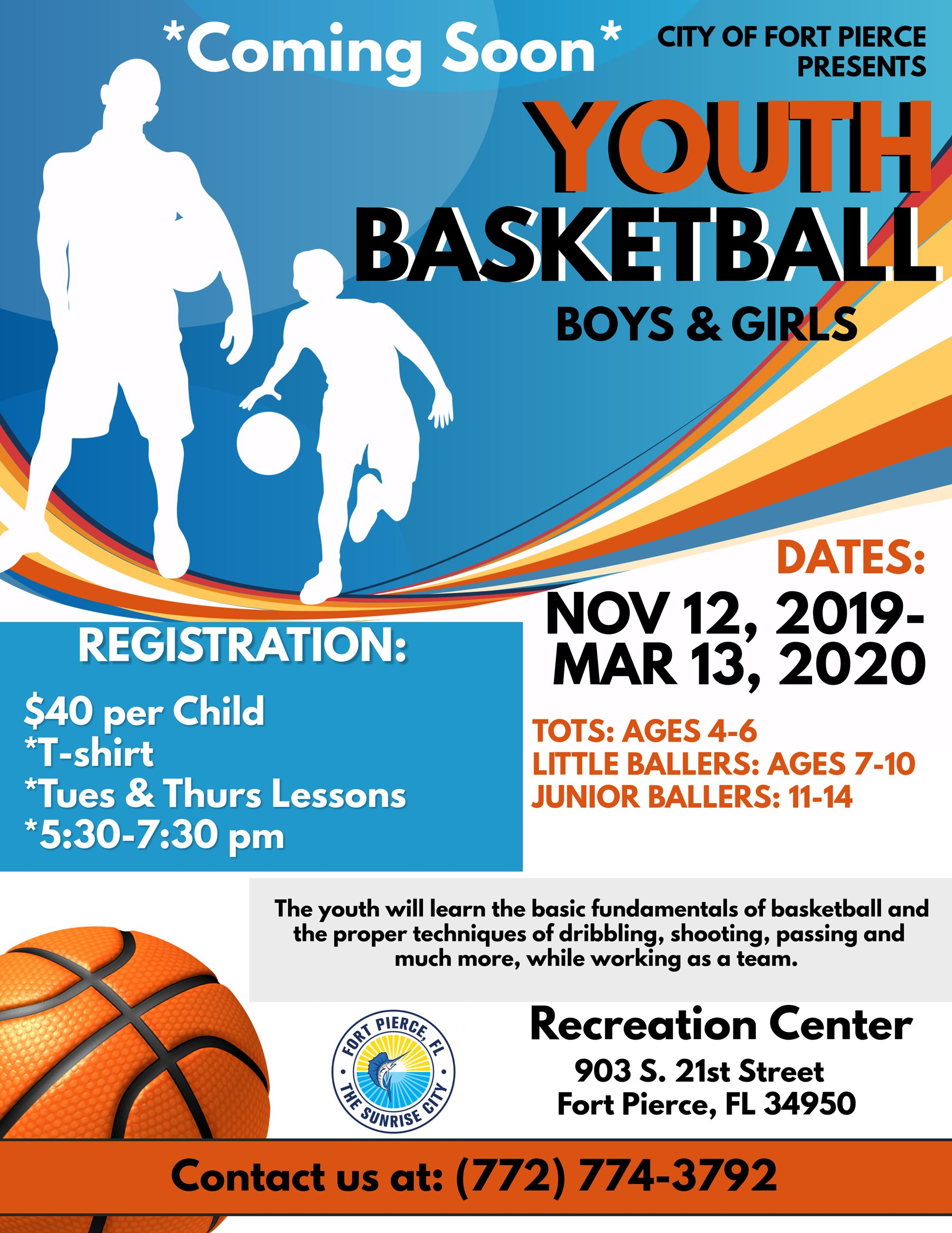 2019 Youth Basketball
