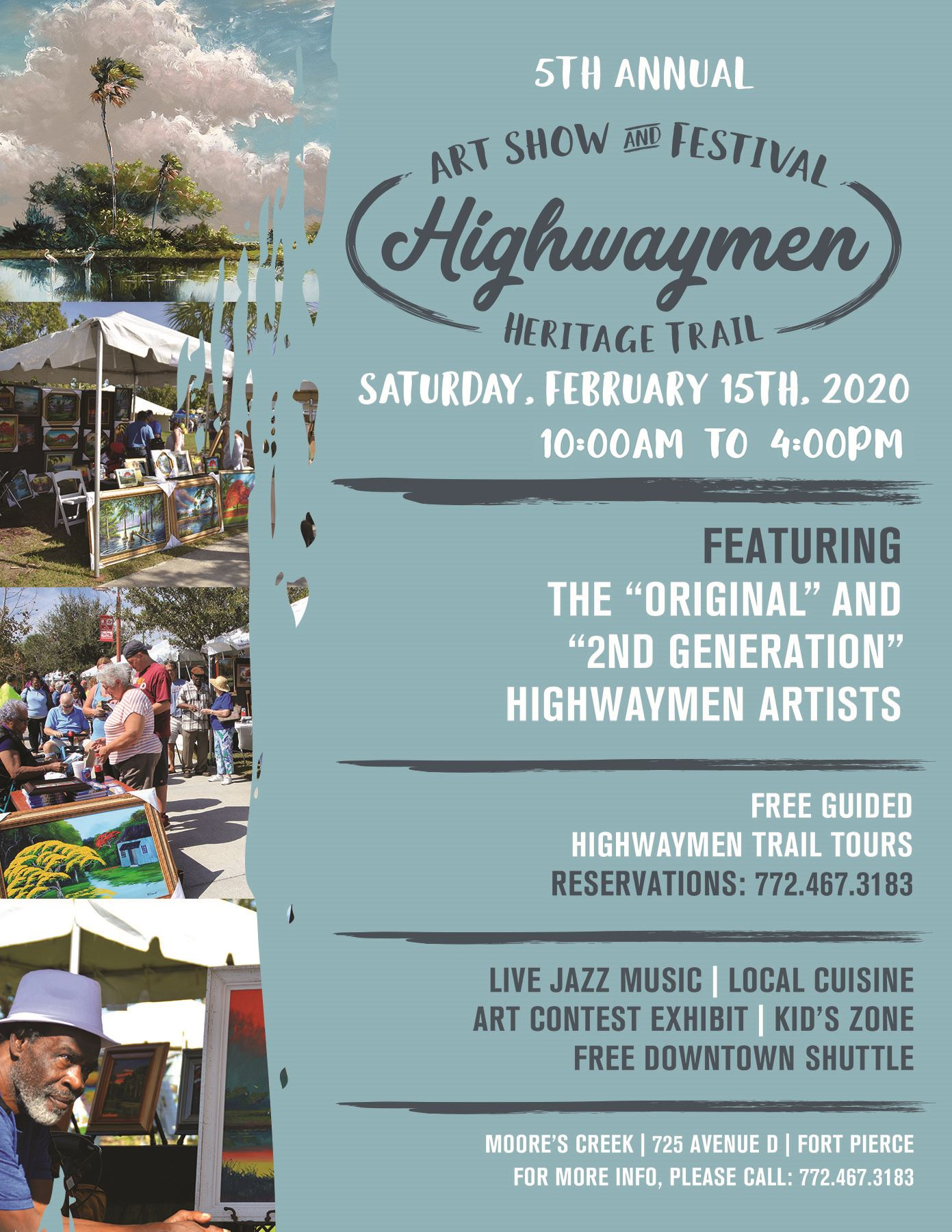 Highwaymen Flyer 2.15.2020