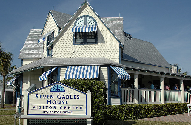 Seven Gables House Visitors Center